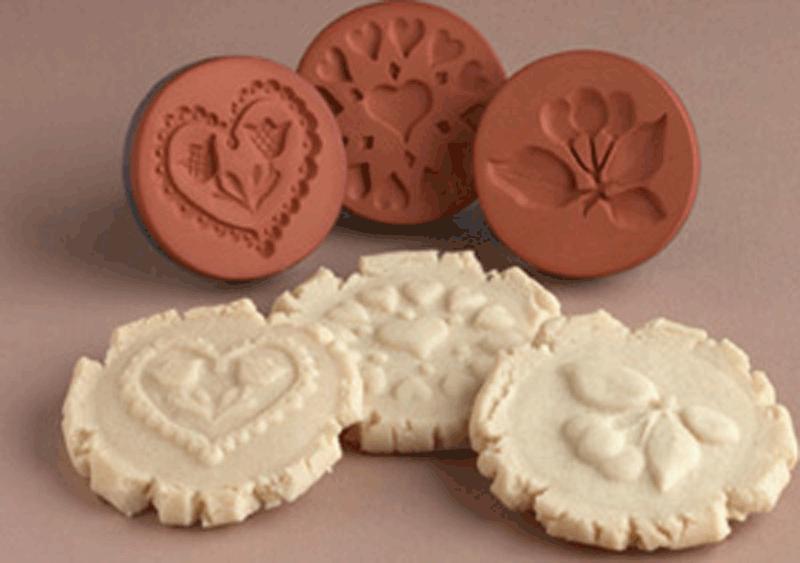 Rycraft Terra Cotta Stamp Craft Stamp Cookie Stamp Rooster Cookie Stamp Butter Stamp